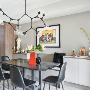 Dining Room Design and Build